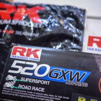 Sên RK 520 GXW Full BLACK ( Supper Sale)